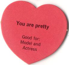 you are pretty card